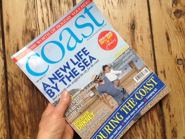COAST magazine article