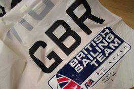 Sail/Spinnaker for Volvo? Americas Cup? GBR Olympic Sailing Team?