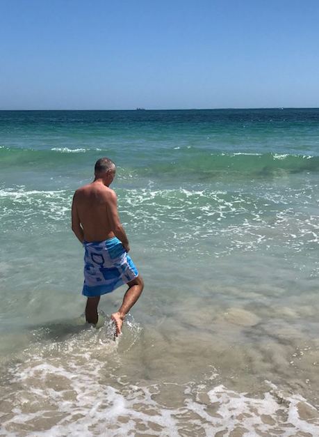 Warm OCEAN, Cottesloe, Perth, WA