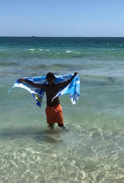 Cottesloe blue OCEAN!, WA