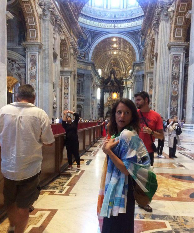 Vatican Sistine Chapel Rome