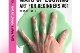 i cant draw book: ART for Beginners, Ways of Looking 01