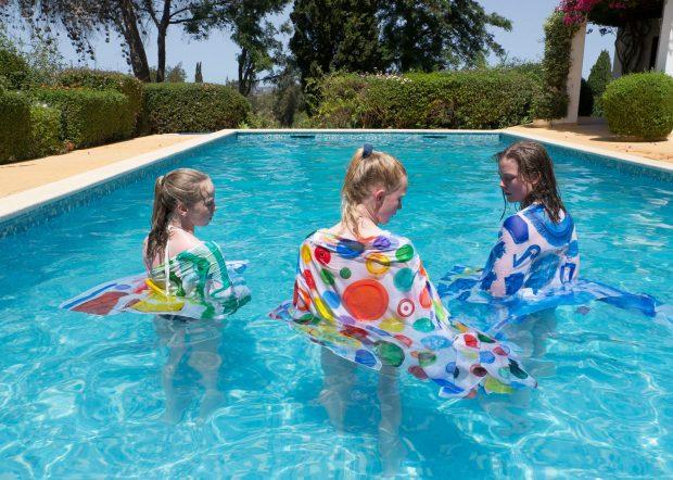 covered swim
