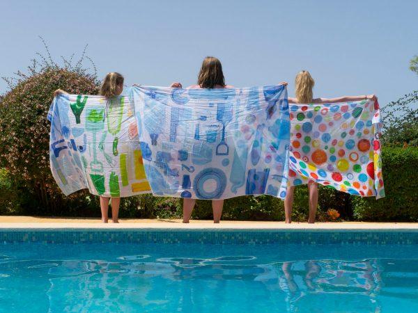 girls on summer hols