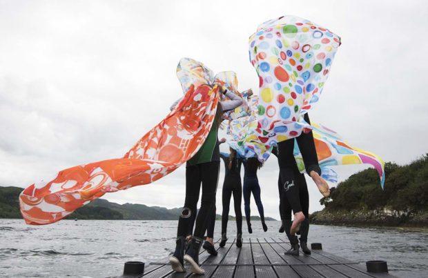 Sailing Club jump to make a SPLASH!