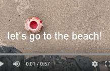 beach find-cocktail